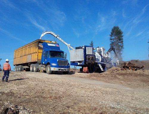 Instalación de Spoilers en camiones ACHEE